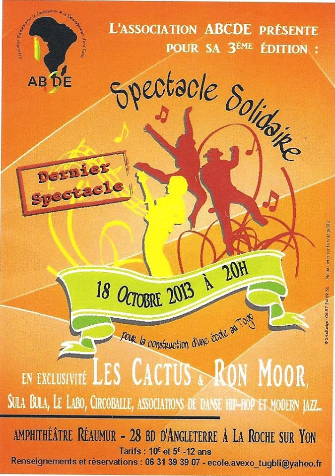 collectif le labo_spectacle solidaire